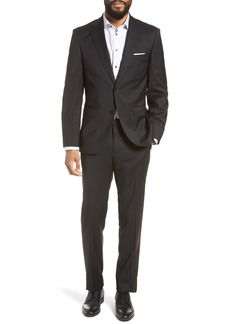 Hugo Boss BOSS Johnstons/Lenon Classic Fit Solid Wool Suit