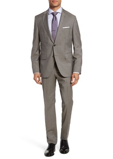Hugo Boss BOSS Johnstons/Lenon Trim Fit Solid Wool Suit