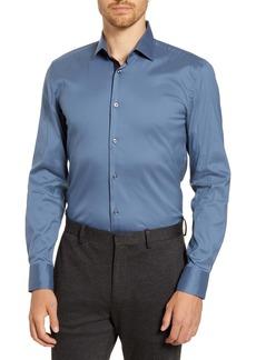 Hugo Boss BOSS Jonty Slim Fit Solid Dress Shirt