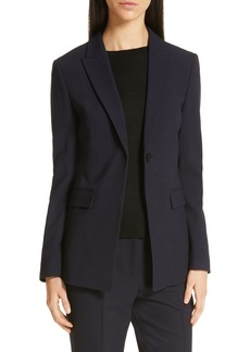 Hugo Boss BOSS Jusanna Stretch Wool Suit Jacket (Regular & Petite)