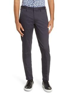 Hugo Boss BOSS Kaito Slim Fit Stretch Cotton Travel Pants
