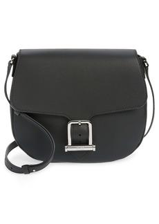 Hugo Boss BOSS Kristin Leather Saddle Bag