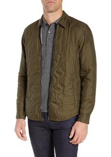 Hugo Boss BOSS Landolfo Regular Fit Quilted Shirt Jacket
