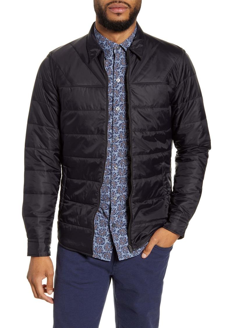 Hugo Boss BOSS Landolfo Z Regular Fit Quilted Nylon Jacket