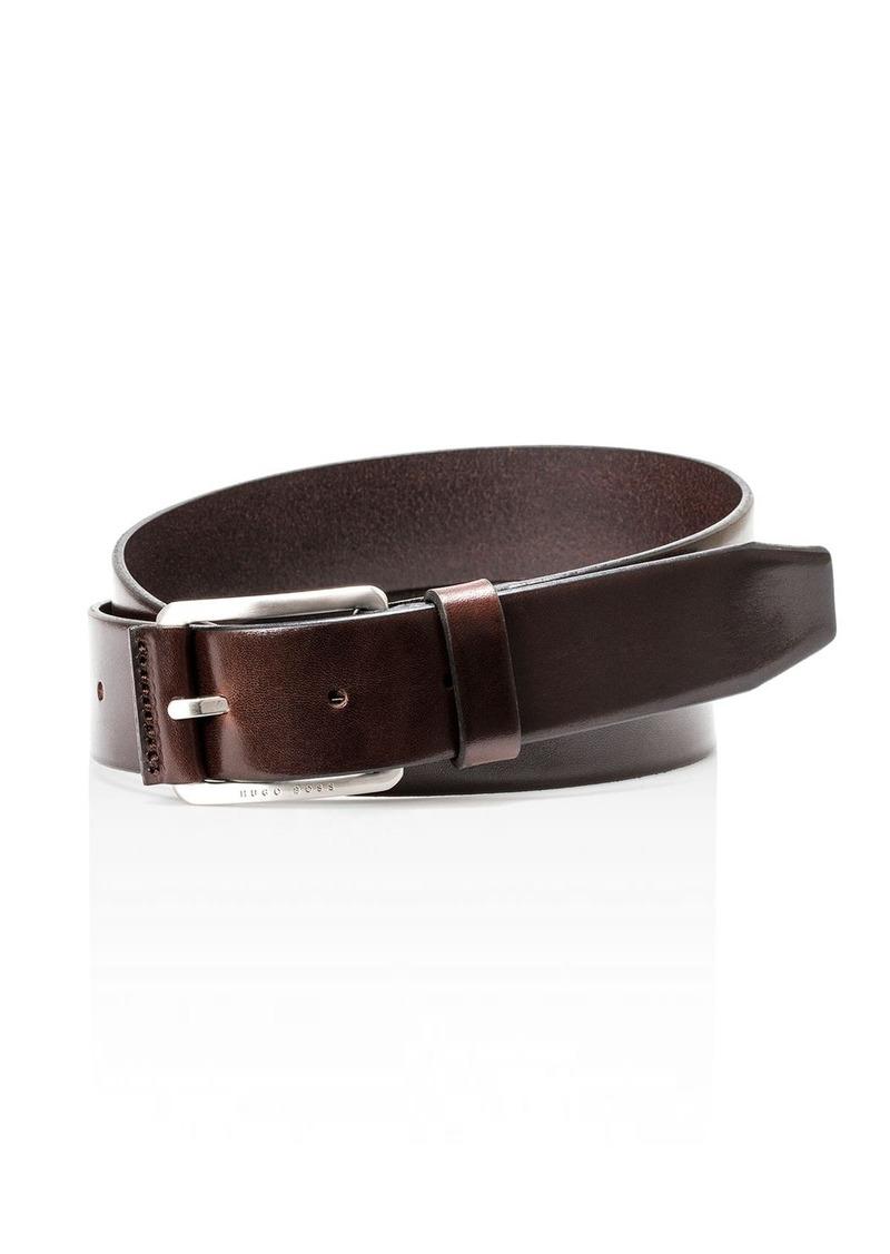 Hugo Boss BOSS Leather Belt