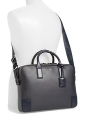 Hugo Boss BOSS Leather Briefcase