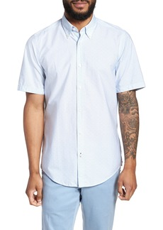 Hugo Boss BOSS Lodi Slim Fit Stripe Sport Shirt