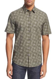bc1040b8f Hugo Boss BOSS Luka Patterned Regular Fit Button-Down Shirt