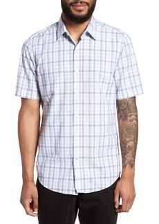 Hugo Boss BOSS Luka Slim Fit Short Sleeve Sport Shirt