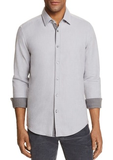 Hugo Boss BOSS Lukas Contrast-Trim Shirt