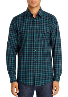 Hugo Boss BOSS Lukas Plaid Regular Fit Shirt