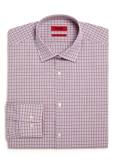 Hugo Boss BOSS Mabel Tattersall Slim Fit Dress Shirt