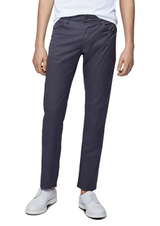 Hugo Boss BOSS Maine Straight Fit Jeans in Dark Blue