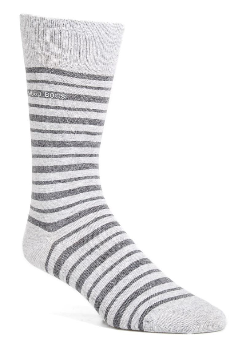 Hugo Boss BOSS 'Marc' Stripe Socks