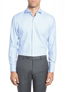 Hugo Boss BOSS Mark Sharp Fit Check Dress Shirt