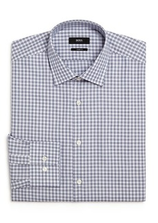 Hugo Boss BOSS Marley Broken-Check Regular Fit Dress Shirt