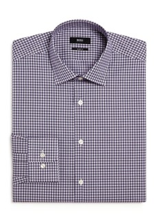 Hugo Boss BOSS Marley Open-Check Regular Fit Dress Shirt