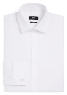 Hugo Boss BOSS Marlyn Tuxedo Sharp Fit � Regular Fit Dress Shirt