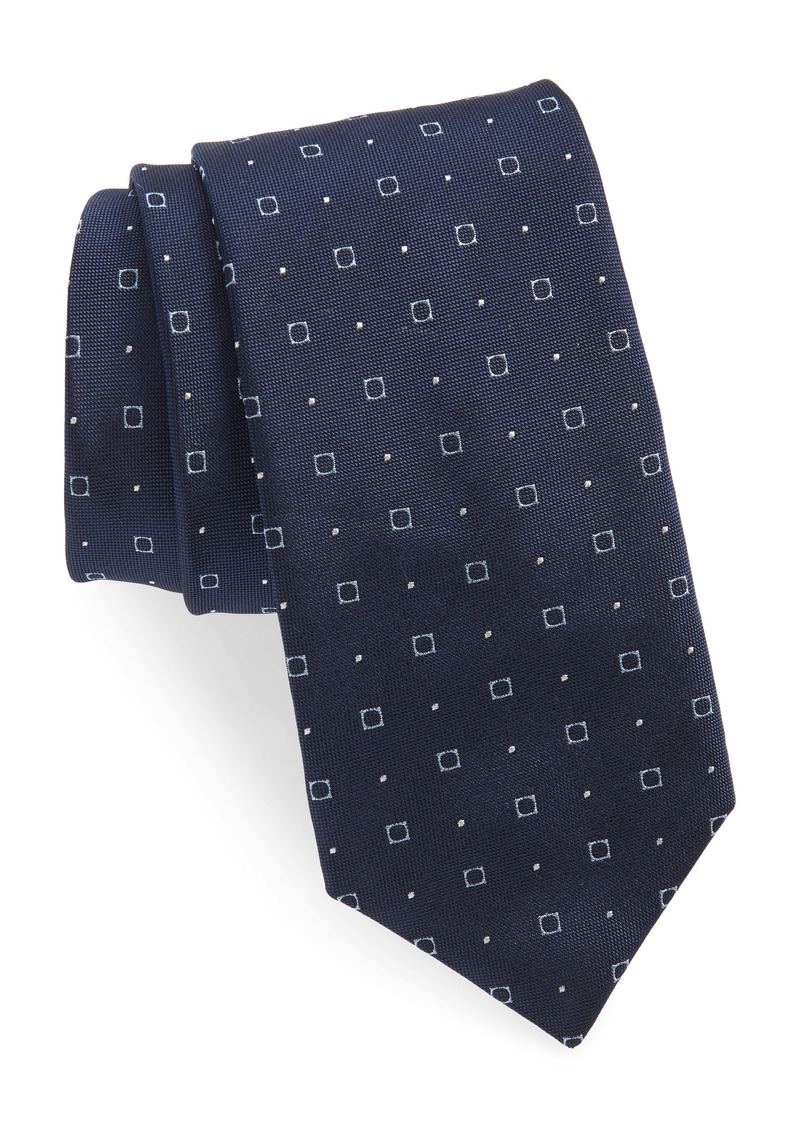 Hugo Boss BOSS Medallion Silk Tie