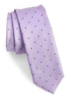 Hugo Boss BOSS Medallion Skinny Tie