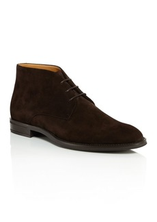 Hugo Boss BOSS Men's Coventry Suede Chukka Boots