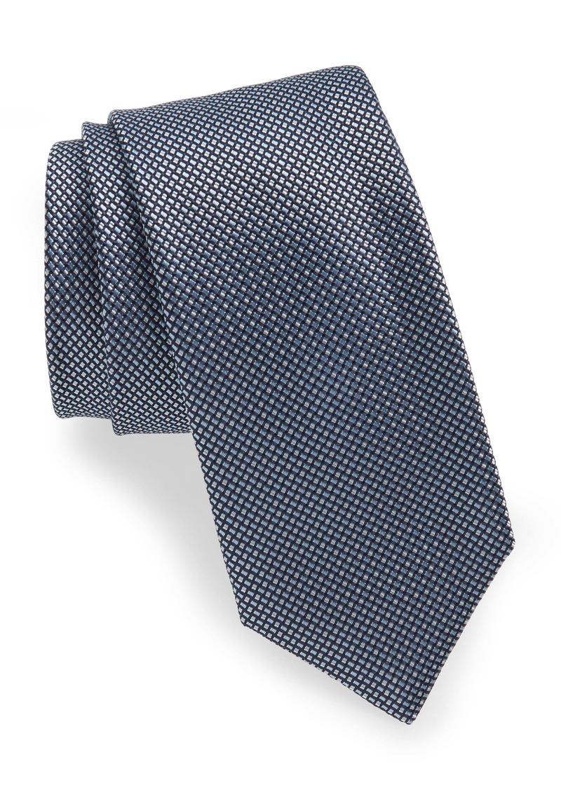 Hugo Boss BOSS Micro Geo Silk Tie