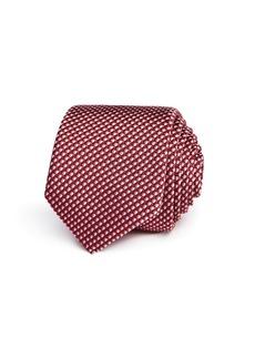 Hugo Boss BOSS Micro Geometric Neat Skinny Tie