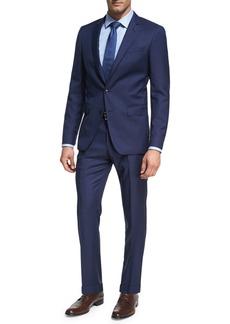 Hugo Boss BOSS Micro-Stripe Wool Two-Piece Suit