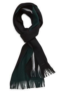Hugo Boss BOSS Moletti Virgin Wool Scarf