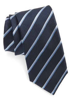 Hugo Boss BOSS Multi Stripe Silk Tie