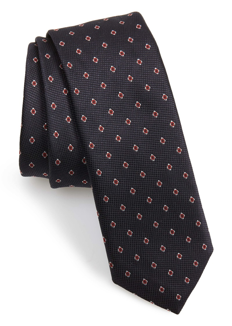 Hugo Boss BOSS Neat Diamond Silk Tie