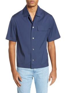 Hugo Boss BOSS Ned Relaxed Fit Short Sleeve Shirt