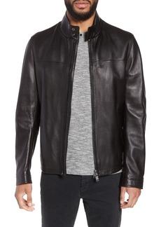 Hugo Boss BOSS Nerous Leather jacket