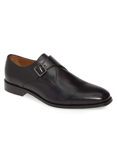 Hugo Boss BOSS Newport Double Monk Strap Shoe (Men)