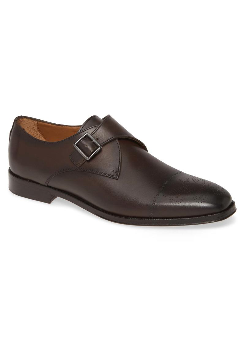 Hugo Boss BOSS Newport Monk Shoe (Men)