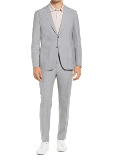 Hugo Boss BOSS Nolvay Solid Stretch Suit Jacket