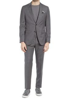 Hugo Boss BOSS Novan/Ben Slim Fit Wool Suit