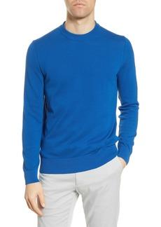 Hugo Boss BOSS Ocaio Cotton Crewneck Sweater