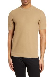 Hugo Boss BOSS Omatteo Waffle Stitch T-Shirt