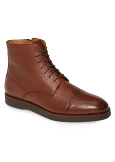 Hugo Boss BOSS Oracle Cap Toe Boot (Men)