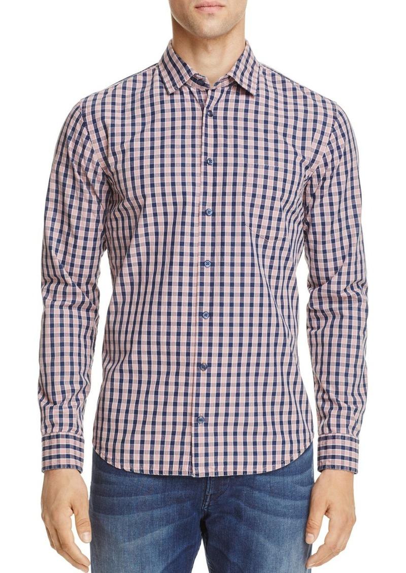 Hugo Boss Boss Orange Epop Slim Fit Button Down Shirt