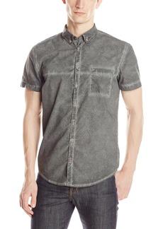 Hugo Boss BOSS Orange Men's Erollese Overdyed Short-Sleeve Shirt