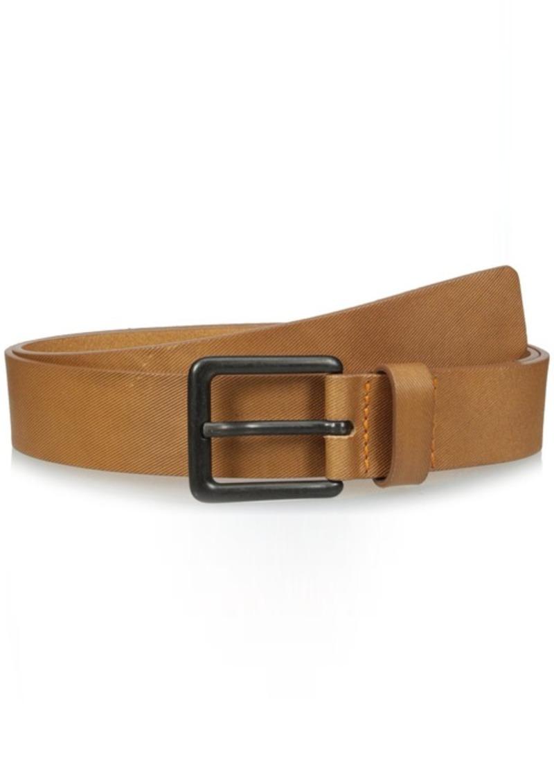 Hugo Boss BOSS Orange Men's Jord Embossed Leather Belt