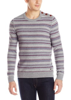 BOSS Orange Mens Aleyogo Regular Fit Crew Neck Sweater