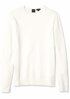 Hugo Boss BOSS Orange Men's Kwasiros Long Sleeve Crew Neck Sweater  S