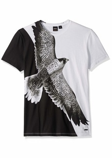 Hugo Boss BOSS Orange Men's Talcon Eagle Waterbase Print Tee