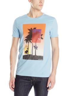 40d636649 Hugo Boss BOSS Orange Touching Crewneck Short Sleeve Graphic Tee ...