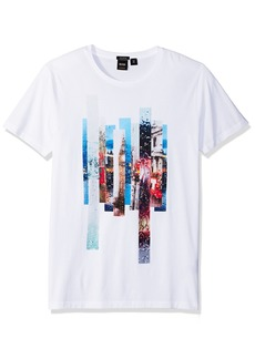 Hugo Boss BOSS Orange Men's TouchUp 2 City Graphic Tee