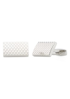 Hugo Boss BOSS 'Oscar' Rectangle Cuff Links