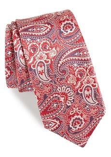 Hugo Boss BOSS Paisley Silk Tie